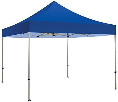 BANNER BUZZ MAKE IT VISIBLE 20 x10 Ez Pop Up Canopy Tent. Instant Shelter Portable Pop-Up Canopy Tent