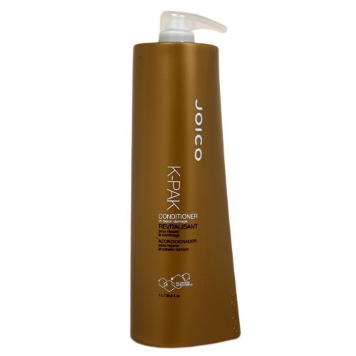 Joico K-PAK Shampoo and Conditioner Set 33.8 Ounce -