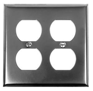 Acorn Hardware Wall Plates - 1