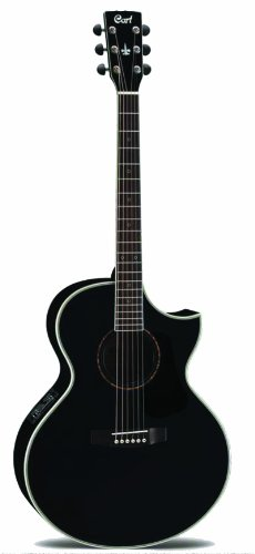 Cort Ndx20-Nat Acoustic/Electric Single Cutaway Guitar
