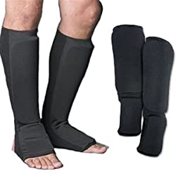 ProForce Combination Cloth Shin / Instep Guards by ProForce