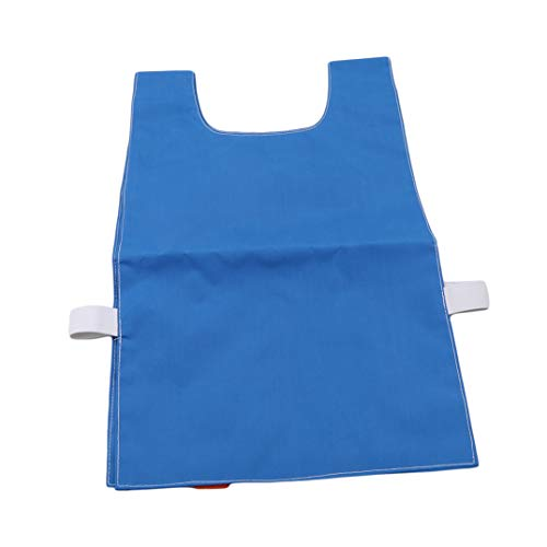 School Game Tactical Tails Kids Joofff Educational Kindergarten Waistcoat Toys Outdoor Vest Blue Cloth Pull Early Oxford Sport Equipment Kit Thick qFw1nOw8x