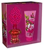 Beauty : Betsey Johnson By Betsey Johnson For Women. Set-eau De Parfum Spray 3.4 oz & Body Lotion 6.7 oz
