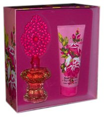 Betsey Johnson By Betsey Johnson For Women. Set-eau De Parfum Spray 3.4 oz & Body Lotion 6.7 oz from Betsey Johnson