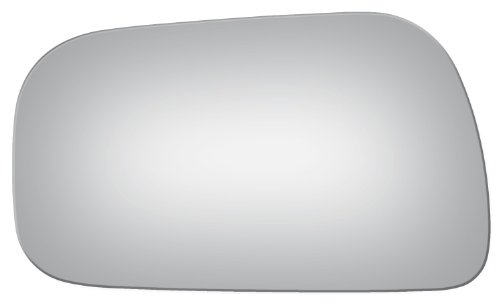 1999 - 2003 Toyota Solara Driver/Left Side Replacement Mirror Glass W/O Backing - Solara Glasses