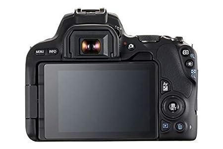 Canon EOS 200D Black SLR Camera DC Kit Inc 18-55mm Non IS Lentes ...
