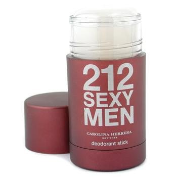 Carolina Herrera 212 Sexy Deodorant Stick for Men, 2.1 Ounce (Carolina Herrera Deodorant Stick)