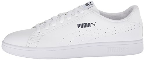 Pictures of PUMA Men's Smash Leather Perf Sneaker 12 M US 5