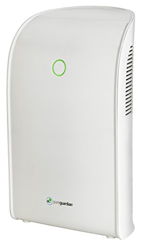 PureGuardian Dehumidifier Moisture Bathrooms DH201WCA product image