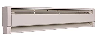 QMark HBB1258 1 Electric/Hydronic Baseboard Heater