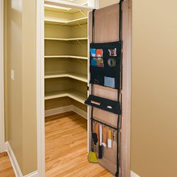 Right-At-Home Over Door Organizer with 6 Compartments