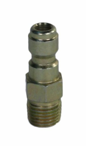 """Erie Tools Pressure Washer Rotating Turbo Nozzle 4,000 PSI, 6.0 Orifice, 6.0 GPM with 1/4"""" Quick Connect Plug"""