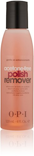 OPI Nail Polish Remover, Acetone-Free, 4 fl. - Nail Polish Remover Non Acetone