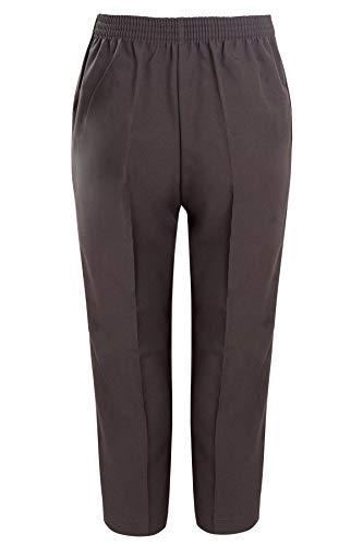 Charbon Pantalon Shelikes Taille Unique Femme adqIF