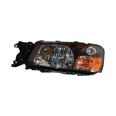 TYC 20-6434-00 Subaru Compatible withester Driver Side Headlight Assembly: Automotive