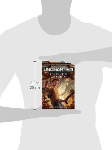 Uncharted. The Fourth Labyrinth (Video Game Novel): Amazon ...