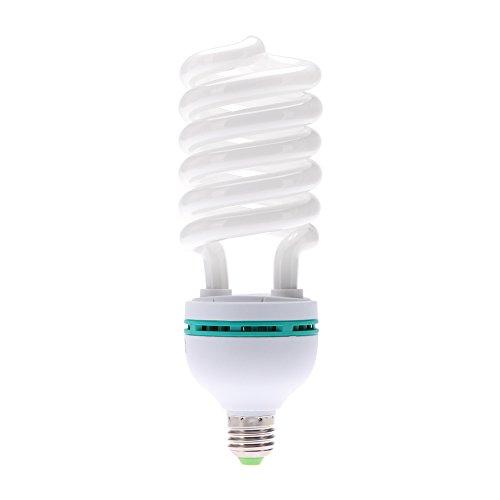 Andoer E27 150W 110V 5500K Photo Studio Bulb Video Light Photography Daylight Lamp by Andoer