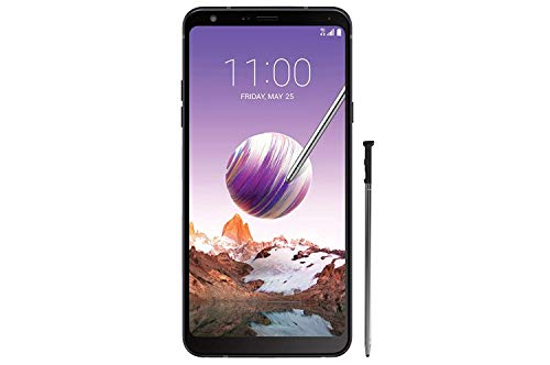 LG STYLO 4 Q710 6.2in 16GB Android Smartphone Carrier Unlocked GSM - Aurora Black (Renewed) thumbnail