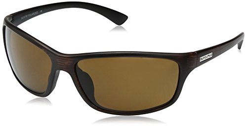 b809bc6f03 Suncloud Sentry Polarized Sunglasses  Amazon.co.uk  Sports   Outdoors