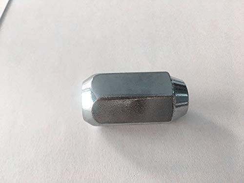1.77 Buyer Needs to Review The spec Total Length 20pcs Chrome 7//16-20 Wheel Lug Nuts fit 1980 Chevrolet Malibu May Fit OEM Rims