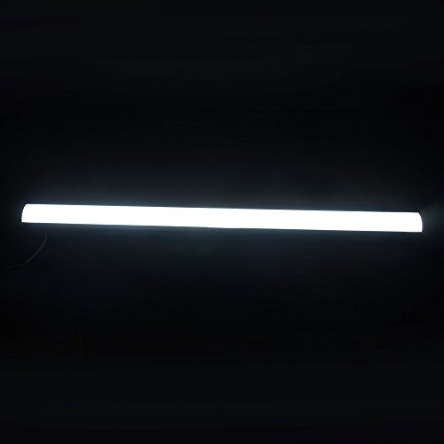 6er Pack 1200mm (4ft) 36W LED Batten with 3000 lm, 160¡ã, 6000K, Ceiling and Wall Surface Mount Linear Lights by Excellent (Image #3)'