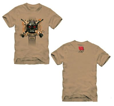 #88 Dale Earnhardt Jr - National Guard Always Ready T-shirt Medium ()