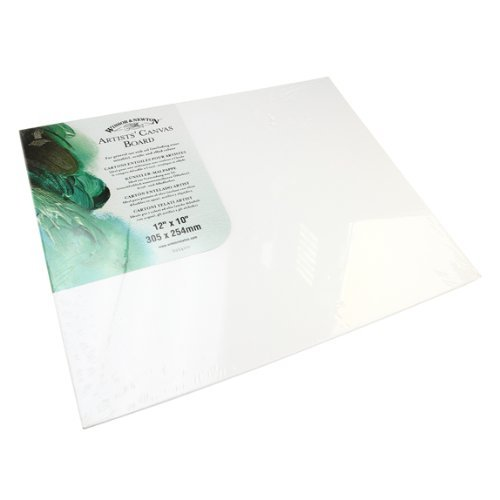 Winsor & Newton canvas Panels 12 x 10in