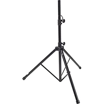 Amazon Com Proline Lst2bk Speaker Stand Black Musical