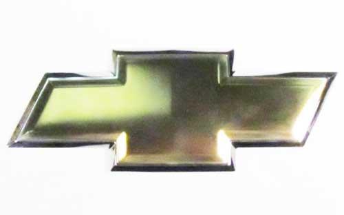 2005-2009 Chevy Trailblazer Uplander Front Grille Emblem Gold Bowtie Logo OEM (Chevy Emblem Uplander compare prices)