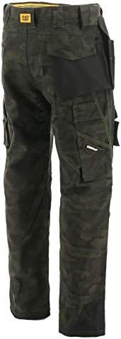 Caterpillar Men S Trademark Pant Regular And Big Tall Sizes Clothing Amazon Com