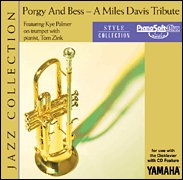 Music Sheet Yamaha Modules - Porgy And Bess - A Miles Davis Tribute - (for Cd-compatible Modules)