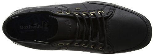 Sparko Basse Nero Uomo Boxfresh Nero Sneaker a16qwnOd
