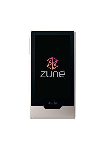 Zune Platinum Premium Earphones Packaging