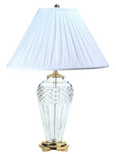 Waterford Crystal 29 Inch Belline Table Lamp Amazon Com