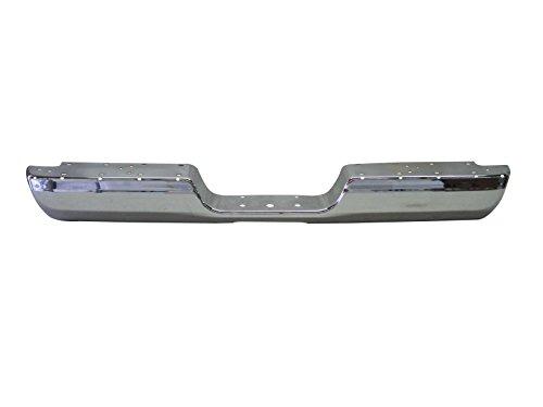 1996 dodge ram 1500 rear bumper - 4