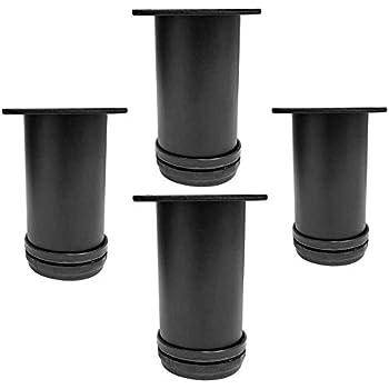 Amazon Com Tablelegsonline 6 Quot Tall Metal Furniture Legs