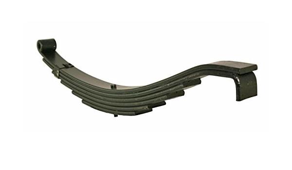 6 Leaf - 4,300 Lb Capacity Single 29-1//2 Inch X 2 Inch TRP Slipper Spring