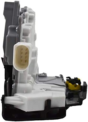 4E 8E2837015AA 4F2837015E A6 C6 A8 8P T/ürschloss vorne Links Beifahrerseite passend f/ür Audi A3