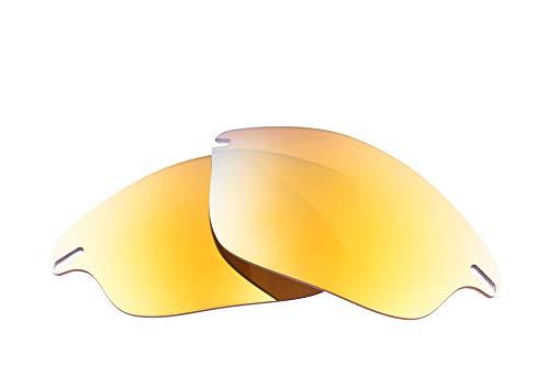 7700867425fb1 LenzFlip Oakley Fast Jacket 交換レンズ 偏光 マルチオプション オークリー ファストジャケット レンズフリップ