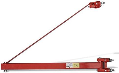 Soporte para montacargas 600 kg brazo Torno elevador eléctrico 3402138 marco: Amazon.es: Bricolaje y herramientas