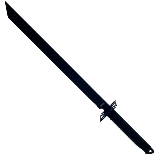 Whetstone Cutlery Rthomas Ninja Machete With Nylon Carrying Case Sword, -