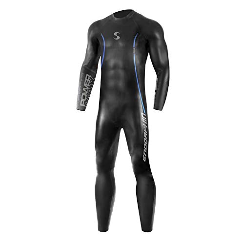 Synergy Endorphin Men's Full Sleeve Triathlon Wetsuit (L1)
