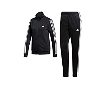 Image of Active Top & Bottom Sets adidas Women's Lifestyle Sport Tracksuit Size M