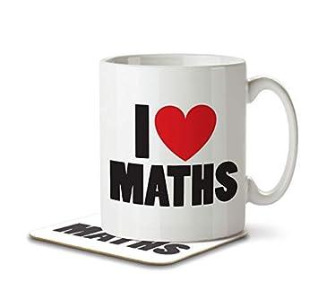 Et Verre Inky Maths Pingouin De Mug Dessous Par I Love N8vwmn0