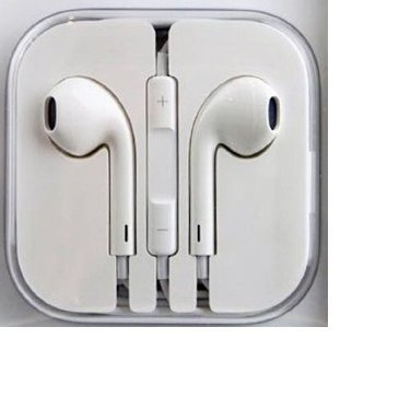 Efdv Earphone Headphones Earbuds with Remote Mic for iPhone 4 4S iPod iPad iphone5 5s