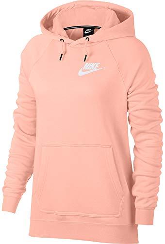 NIKE Women's Sportswear Rally Hoodie,(Storm - Women Hoodies Nike
