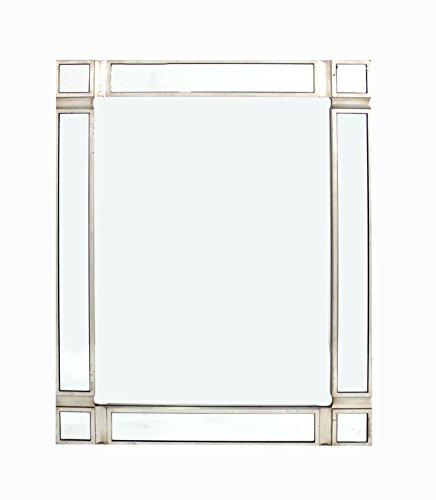 Teton Home Wood Wall Mirror WD-009 (Best Router For Nas 2019)