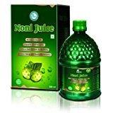 Noni Juice (Morinda Citrifolia) - Prepared in Traditional Original Ayurvedic Process - Organic Herbal Grade - Highly Concentrate - 17 Oz (500 Ml) - Apollo Pharmacy