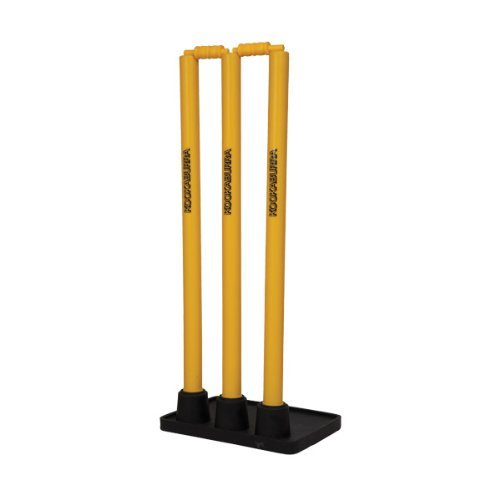 Kookaburra 2013 Plastic Target Flexi Cricket Stumps , 28 Inch by Kookaburra by Kookaburra
