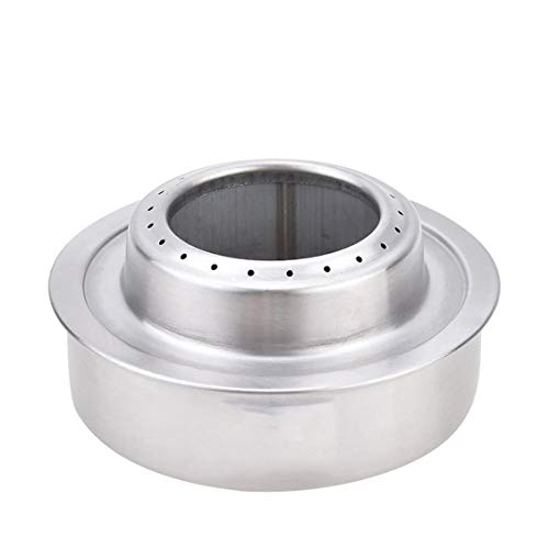 Portable Solid Liquid Alcohol Stove Furnace for Outdoor Hiking Camping